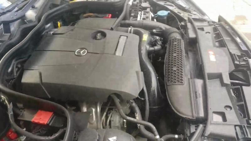 Mercedes-Benz E-klasse IV