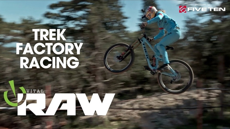 Trek Factory Racing - Best of Vital RAW 2018