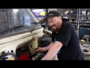 Ford Barra 4.0л турбо в старый фургон Bedford Часть 7 BMIRussian