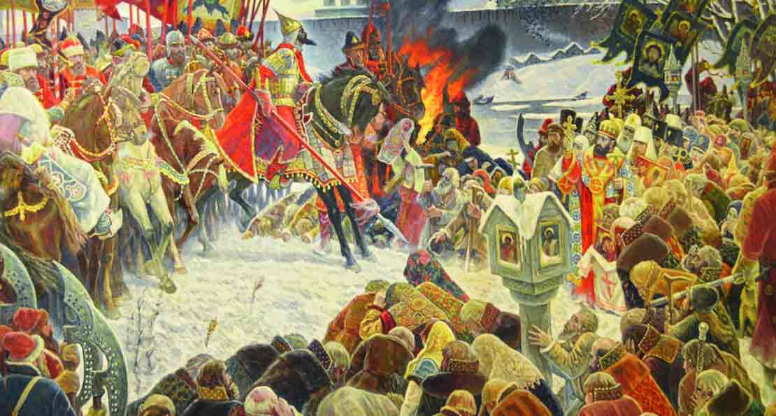 Разгром Новгорода