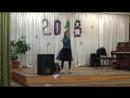 6Новогодний карнавал в ДМШ №6 - Песня про чёрного кота 22.12.2017 Нижнекамск