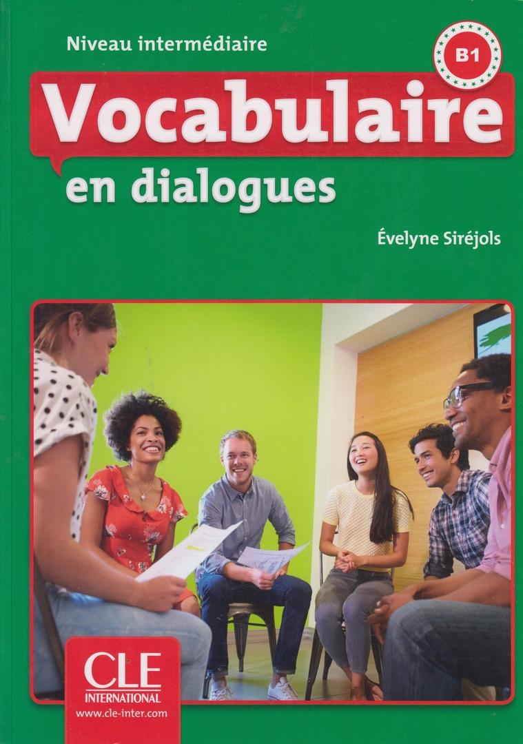 Vocabulaire dialogues Niveau intermédiaire Livre