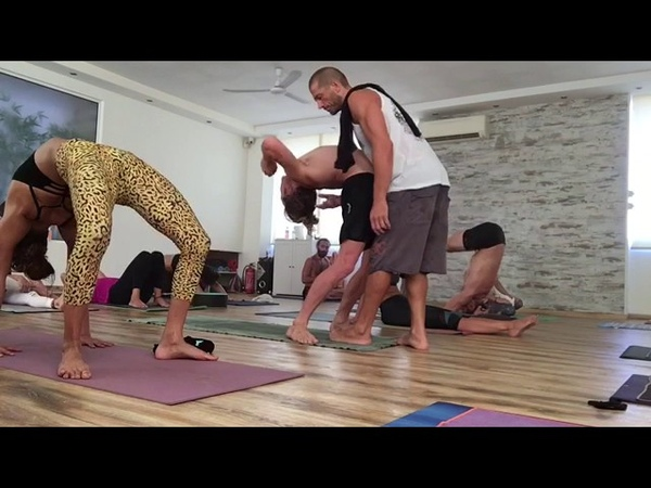 Catching Deep Back Bends and Spinal Flexion