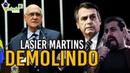 Discurso da ESQUERDA contra BOLSONARO é demolido por Lasier Martins