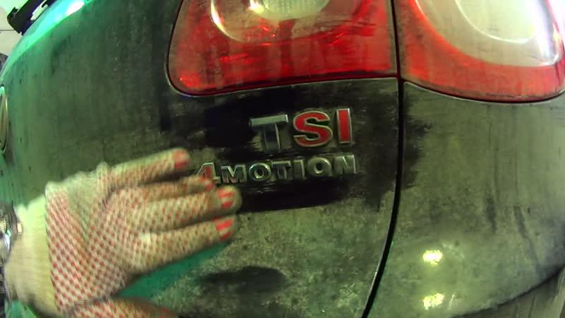 Авторемонт Фольксваген Тигуан 4WD 2.0 TSI