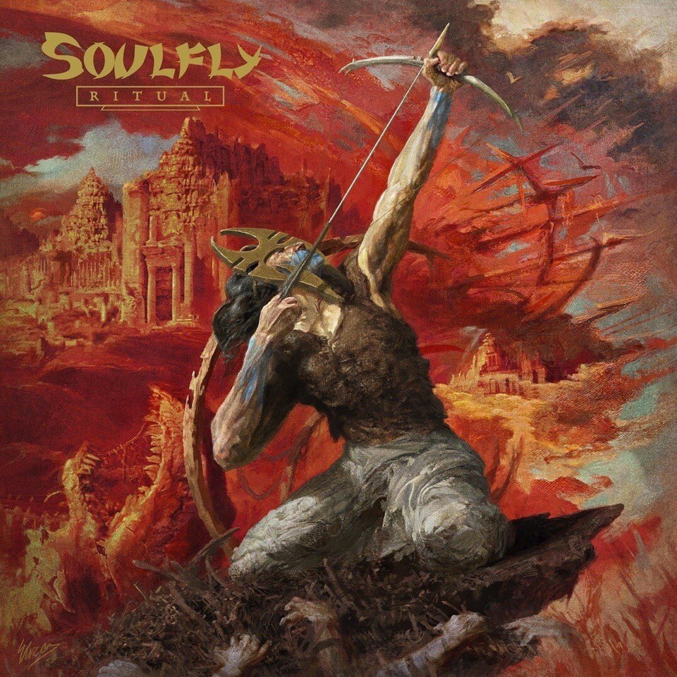 Soulfly - Dead Behind the Eyes (Single)