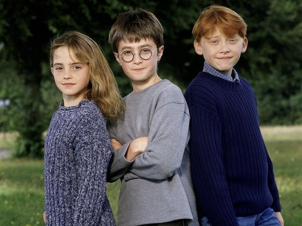 Джоан Роулинг призналась, что сожалеет о том, что оставила Гермиону с Роном, а не с Гарри.
