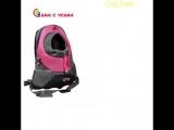 Рюкзак для переноски Backpack Mariya Crazy Paws
