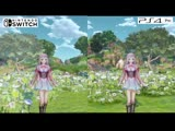 ルルアのアトリエ Atelier Lulua 画質比較動画 Switch _ PS4 Pro Graphic Comparison