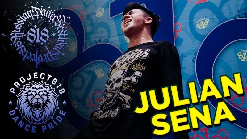 Julian Sena @ RDF18 Project818 — Kora Sings, Sampha