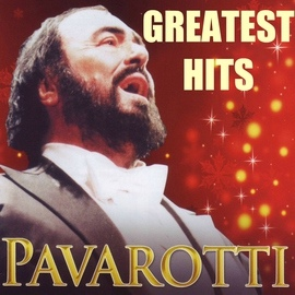 Luciano Pavarotti альбом The Greatest Opera Arias By Pavarotti