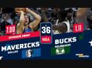 НБА-2018/19. РС, Даллас Маверикс - Милуоки Бакс (21.01.19 НА РУССКОМ!)