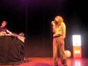 Jenny Hval (Live @ Teatro del Arte, Madrid 15/11/2015)