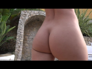 1454 melisa mendini (kristina uhrinova, lexa) - lexa go [solo, erotic, posing, close ups, masturbation, ass]