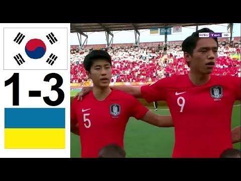🔥 Украина - Южная Корея 3-1 - Обзор Матча Финал Чемпионата Мира U-20 15062019 HD 🔥