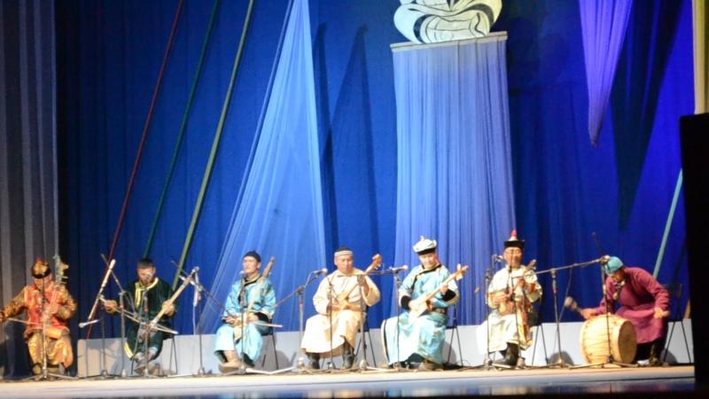 Фольклорный ансамбль Тайга сыны Бай Тайга