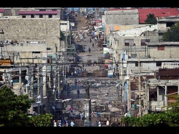 DERNIÈRE HEURE Haïti est sous tension alors que le président reste à l'abri des regards