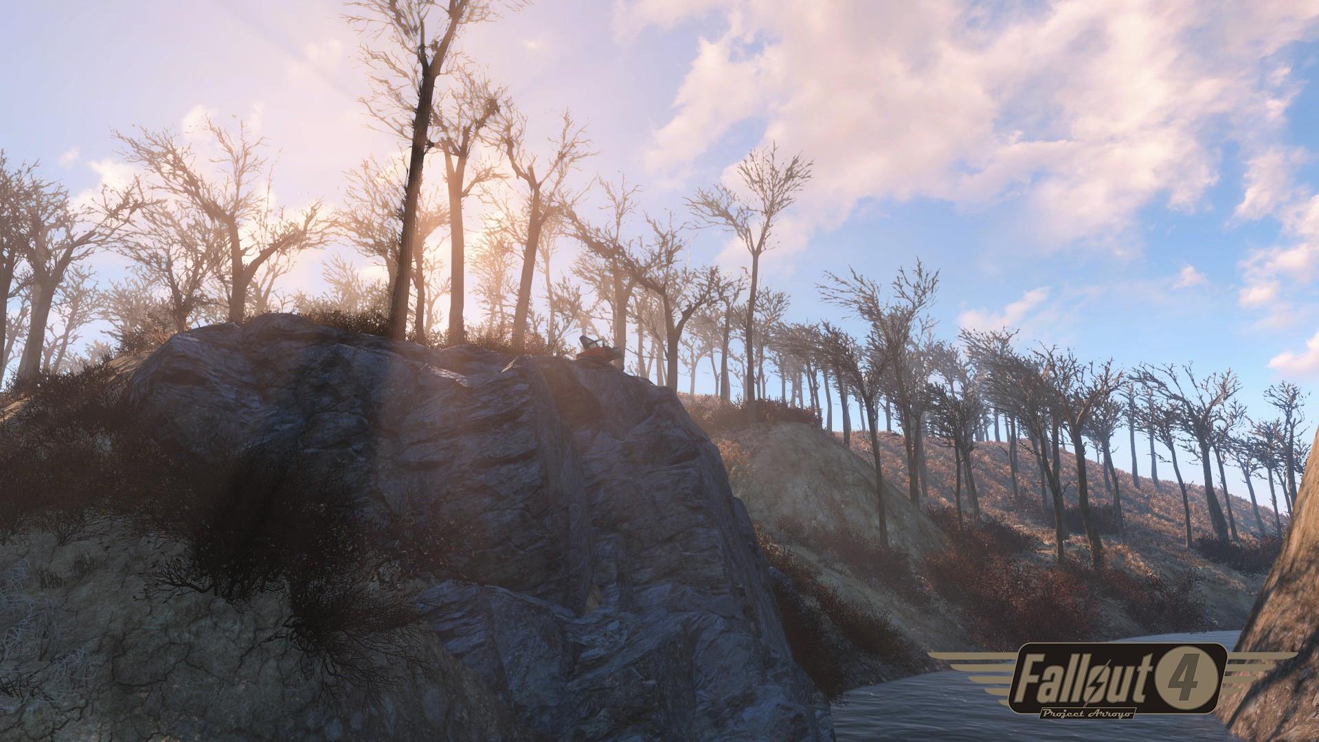 Энтузиасты решили перенести Fallout 2 в Fallout 4.