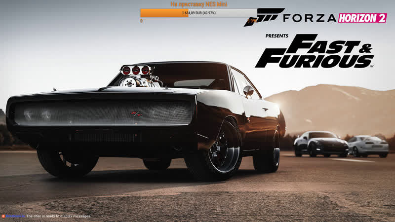 Forza Horizon 2 Presents Fast Furious (Xbox One) - Дед в банде Вин Дизеля