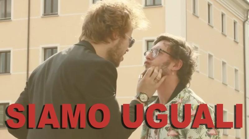 Siamo Uguali - Lorenzo Fragola [PARODIA] - PanPers