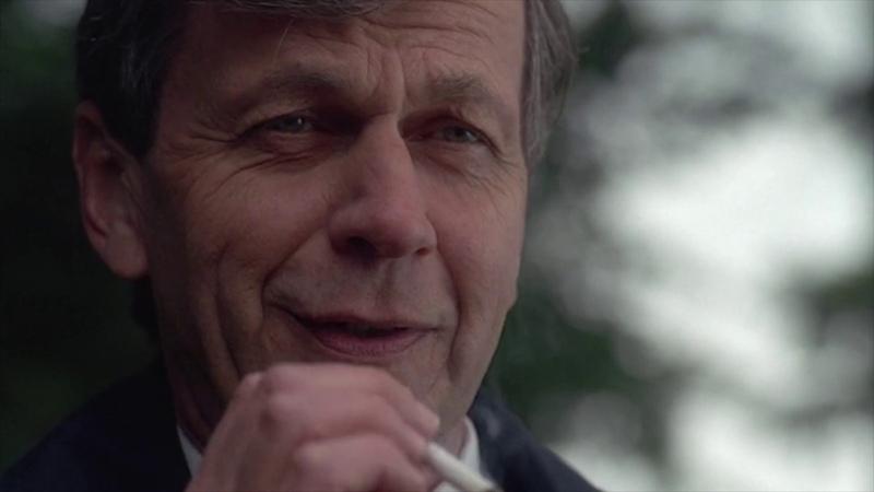 Курильщик Часть 2   X-Files   Секретные материалы