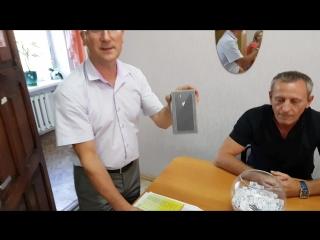 Розыгрыш смартфона Apple Iphone- 8 в головном офисе в г. Костанай.31.07.2018.