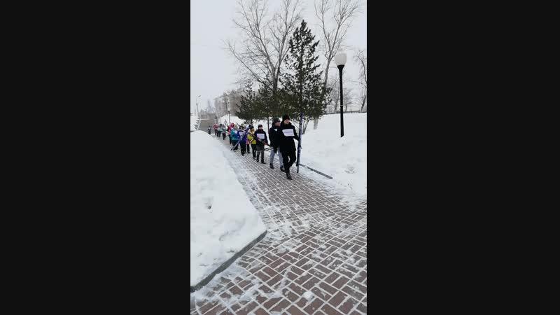 Уральский лыжный батальон Белые дьяволы
