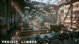 Gameplay Project Lambda ( Half-Life remake )