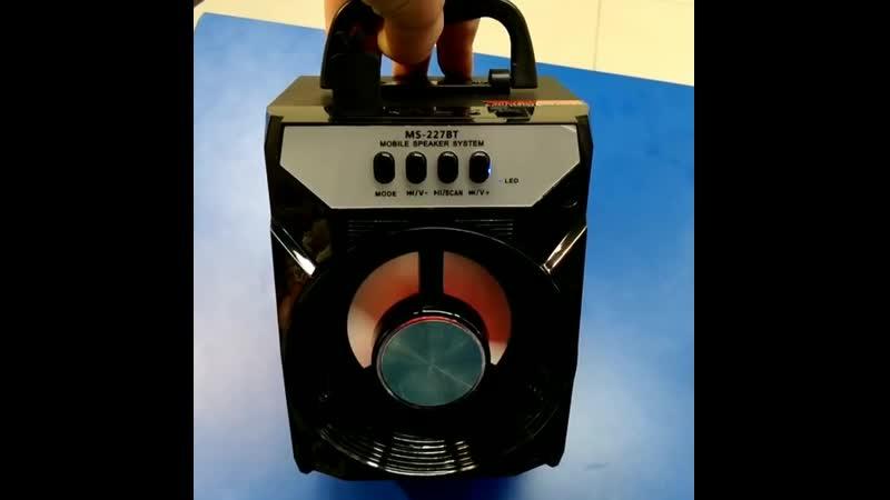 📣 Отличная аудио система📣 🔈Мощный звук 📣📣 🔈Bluetooth 🔈FM радио 🔈Поддержка USB TF card aux 🔊 850р тверь ржев конаково tve