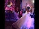 Несколько секунд первого танца наших прекрасных молодожёнов Рената и Людмилы!Несколько секунд.......... но какие они волшебные!