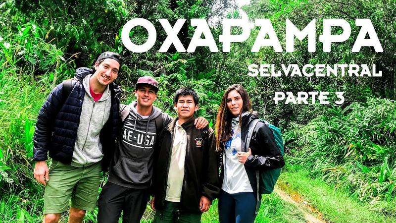 OXAPAMPA, una colonia alemana en el medio de la selva peruana