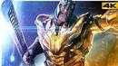 Как изменится Танос в Мстителях 4: Новый костюм, оружие и способности / Avengers 4