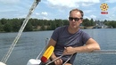 Наш земляк яхтсмен Алексей Шлямин стал бронзовым призером чемпионата России