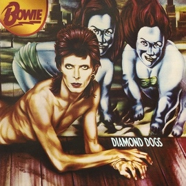 David Bowie альбом Diamond Dogs