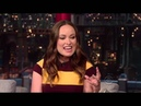 Late Show with David Letterman Olivia Wilde Shep Gordon Empires