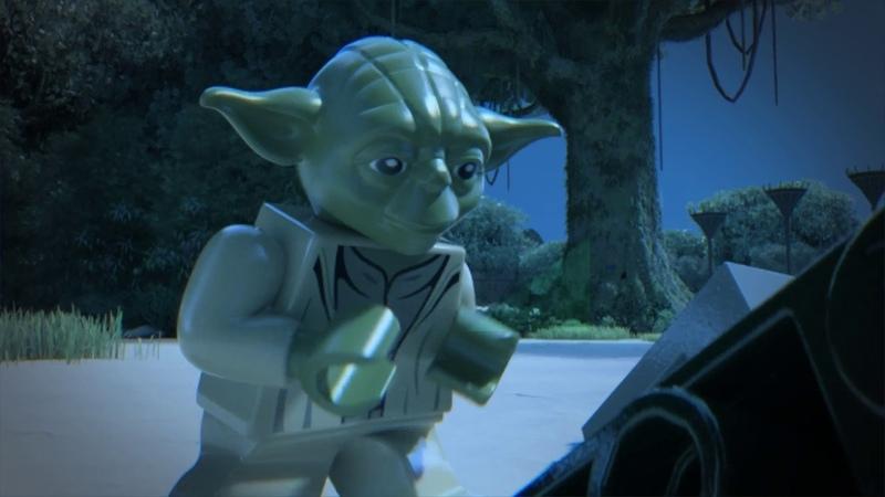 LEGO® Star Wars™ - 75168 Yoda's Jedi Starfighter™