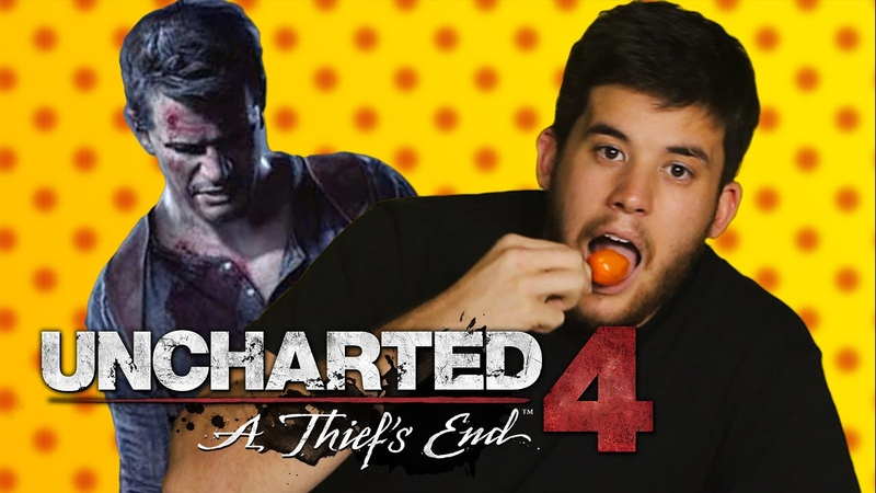 Uncharted 4: A Thief's End | Hot Pepper Game Review | ft. Ryan Magee
