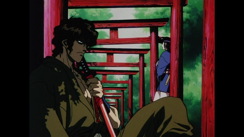 獣兵衛忍風帖 Juubee Ninpuuchou / Ninja Scroll / Манускрипт ниндзя (Есиаки Кавадзири, 1993) - [MVO - MC Entertainment]