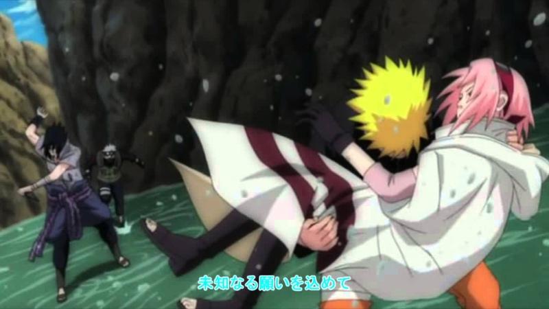 【MAD】 Naruto Shippuuden Opening - IDentity