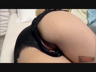 Трахнул красотку в кружевных трусах пока она спала секс порно sex porno sleep
