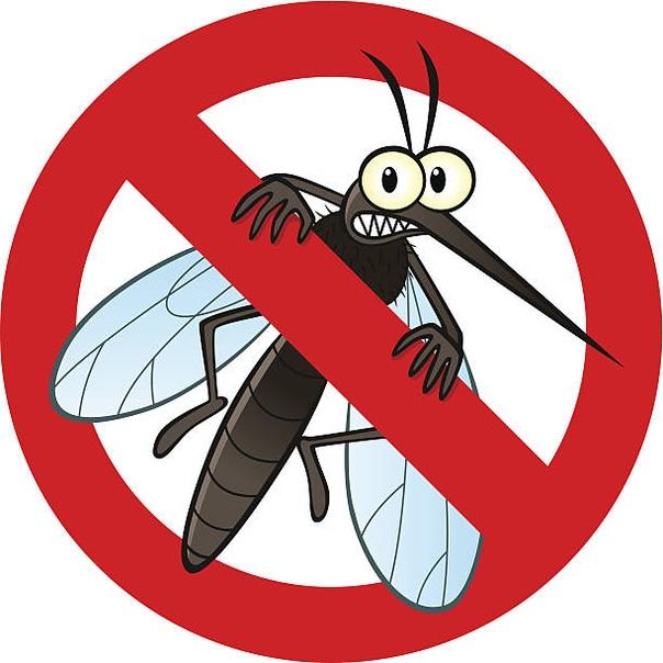Прикольные картинки от комаров