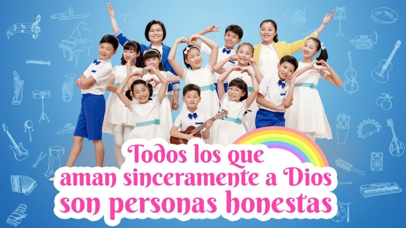Danza cristiana Todos los que aman sinceramente a Dios son personas honestas