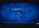 Civilization 6 на 16 наций карта огромный архипелаг уровень сложности Божество