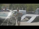 ▶ДТП Нижний Новгород Mercedes и Lada