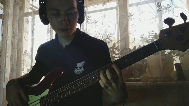 Король и Шут - Дурак и Молния (bass cover)