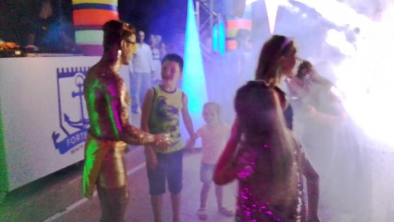 Супер-диско и Золотой Тигр