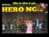 Rising Star_ Jennifer Winget DANCES With Govinda