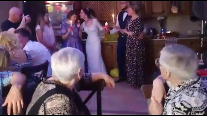 свадьба тимура и анюты