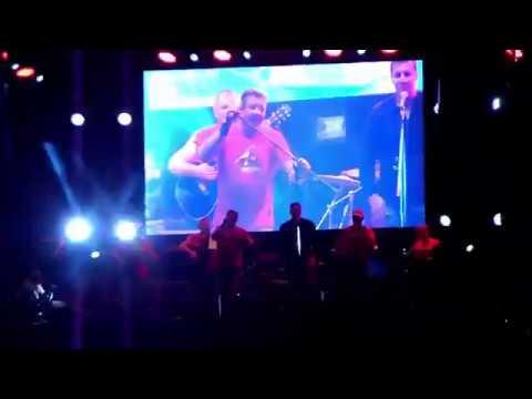 Буратино. ВИА Ковер-Паровоз . Концерт на набережной. Саратов 2018