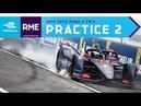Practice 2 LIVE! 2019 GEOX Rome E-Prix | ABB FIA Formula E Championship